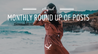 Monthly Round Up Of Posts: April 2018