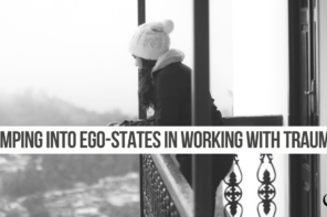 Bumping into ego-states in working with trauma