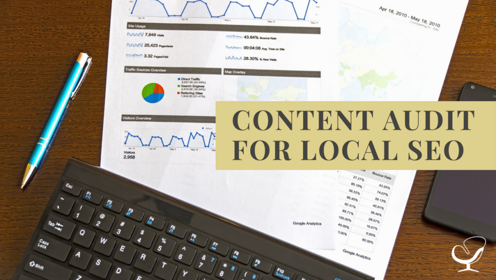 Content Audit For Local SEO