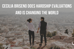 Cecilia Briseno Does Hardship Evaluations And Is Changing The World | PoP 325