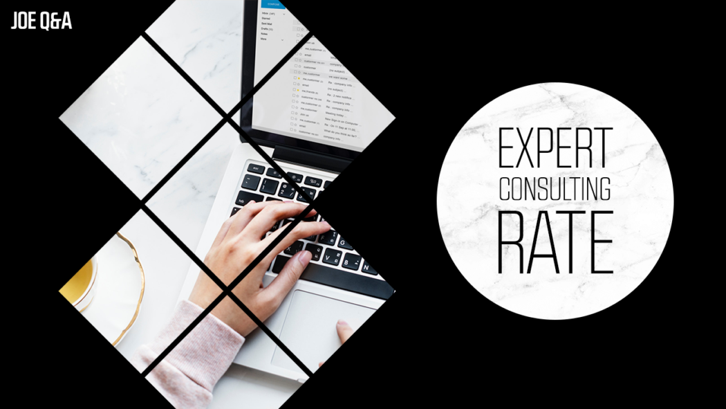 Consulting rate