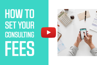 How To Set Your Consulting Fees