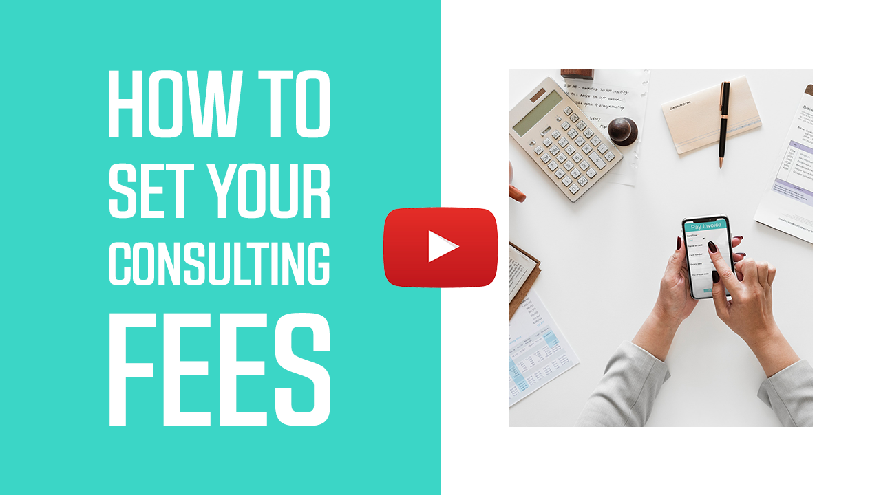 How to Set Consulting Fees
