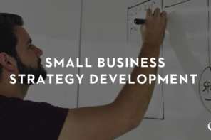 Small Business Strategy Development