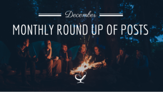 Monthly Round Up Of Posts: December 2018