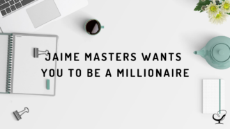 Jaime Masters Wants You To Be A Millionaire