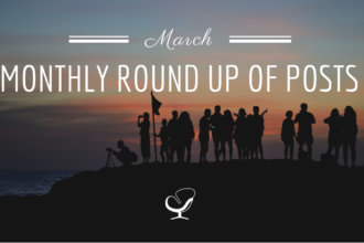 Monthly Round Up of Posts: March 2019