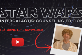 Star Wars Intergalactical Counseling Edition Featuring Luke Skywalker