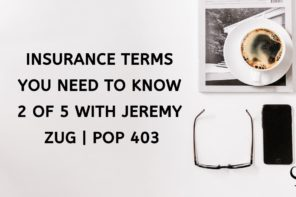 Insurance Terms You Need to Know