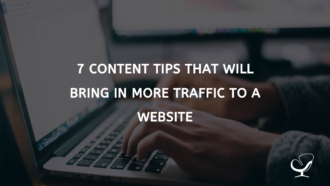 7 Content Tips That Will Bring More Online Traffic To Your Website