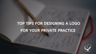 Top Tips for Designing a Logo for Your Private Practice