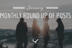 Monthly Round Up Of Posts: January 2020