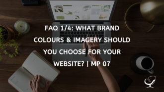 What Brand Colours & Imagery Should You Choose for Your Website?