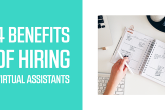 4 Benefits of Virtual Assistants