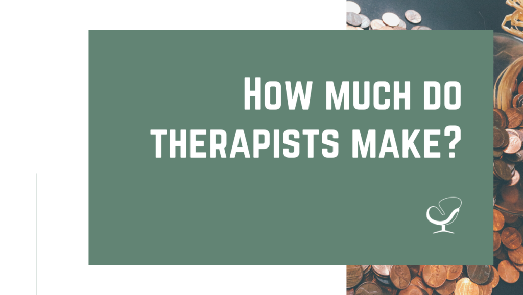 How much do therapists make_