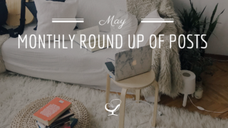 Monthly Roundup Of Posts: May 2020