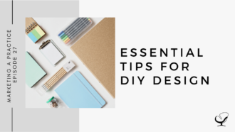 Essential Tips for DIY Design | MP 27