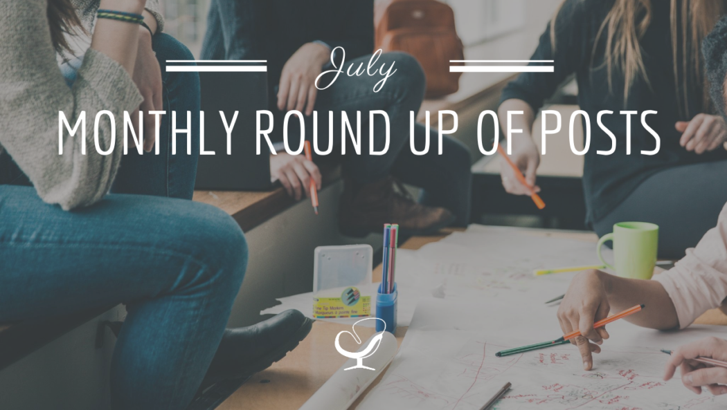 Monthly Roundup Of Posts: June 2020