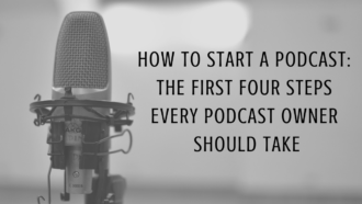 How to Start a Podcast for your Private Practice