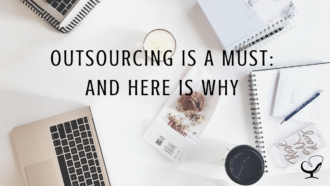 Image representing why outsourcing is a must for your private practice
