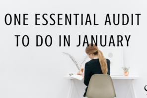 Audits for therapists to do in the new year with TherapyNotes help