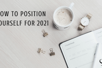 How to Position Yourself for 2021 | Joe Sanok | Position Your Podcast | Podcasting Tips for 2021 | Practice of the Practice | Image representing planning and positioning yourself in 2021 to grow your podcast
