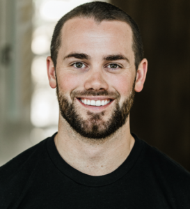A photo of Dallin Cottle is captured on the Marketing A Practice Podcast. He is the founder of ROAR Media, a digital marketing agency specializing in high-velocity marketing. Dallin speaks with Sam Carvalho about the importance of high velocity marketing.