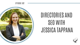 Jessica Tappana speaks with Joe about how to get infront of your ideal client with Top Search Engines