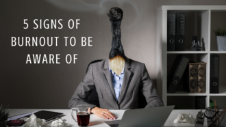 Shannon Heers on 5 Signs of Burnout to be aware of | Practice of the Practice | Blog Article