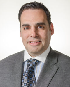 An image of Daniel Mayer. Daniel is is the Principal of Mayer Law, LLC, and co-host on Protect Your Practice. Daniel is featured on the Faith in Practice Podcast, a therapist podcast.