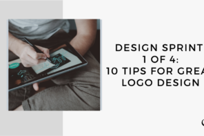 On this marketing podcast, Sam Carvalho talks about 10 tips for great logo design.