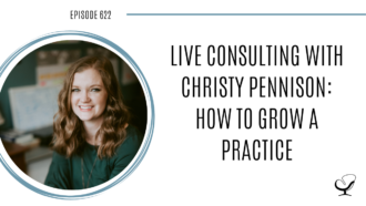 A photo of Christy PennisonPaul Levitin is captured. Christy Pennison is a licensed professional counselor, mental health consultant, and owner of Be Inspired Counseling & Consulting in Alexandria, LA. Christy Pennison is featured on Practice of the Practice, a therapist podcast.